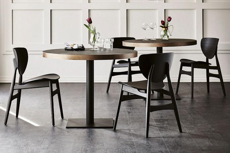 bàn cafe gỗ