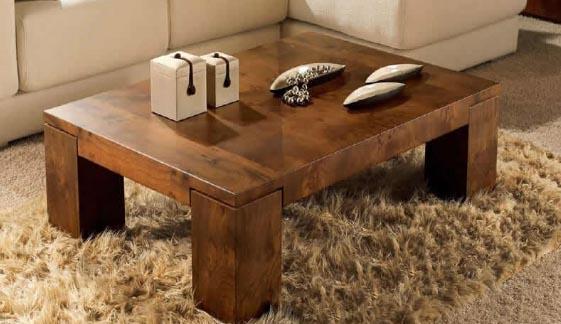 bàn sofa gỗ giá rẻ